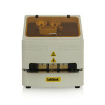 Appareil de test de resistance du scellage thermique / de résistance à la déchirure à chaud / pour film en plastique / numérique