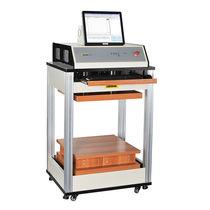 Appareil de test de compression / pour boîte en carton / numérique