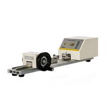 Appareil de test de resistance du scellage thermique / de résistance à la déchirure à chaud / pour film / numérique