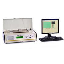 Appareil de test de coefficient de frottement / pour film en plastique / pour papier / automatique