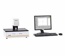 Système de mesure d'épaisseur / par contact direct / pour matériau en feuille / pour papier
