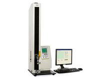 Machine d'essai d'élongation / pour ruban adhésif / à haute résistance au pelage / 90-180°