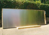 Panneau de blindage CEM / plat / en métal / pour toiture