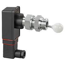 Détecteur de niveau à flotteur / pour liquides / en acier inoxydable / à montage latéral