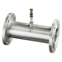 Débitmètre à turbine / pour liquide / en ligne / en acier inoxydable
