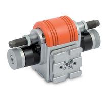 Actionneur rotatif / pneumatique / à pignon crémaillère / de précision