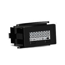 Compteur totalisateur d'impulsions / numérique / électronique / multifonction