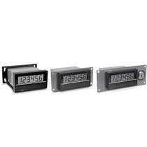 Compteur totalisateur d'impulsions / numérique / électronique / pour montage sur panneau