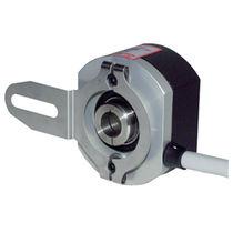 Codeur rotatif incrémental / mécanique / à axe creux / compact