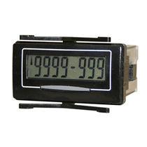 Minuterie numérique / montée en panneau / à 8 chiffres