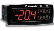 Contrôleur de température numérique / avec afficheur LCD / pour système frigorifique