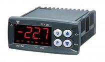 Contrôleur de température numérique / avec afficheur LCD / programmable / pour système frigorifique