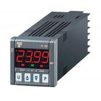 Régulateur de température numérique / double affichage à LED / programmable / PID