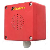 Diffuseur d'alarme sonore étanche / résistant aux intempéries / ultra robuste / pour environnement sévère