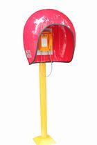 Cabine de téléphone / d'insonorisation / pour zones dangereuses / pour environnement bruyant