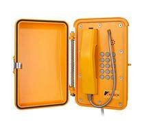 Téléphone d'urgence / antivandalisme / résistant aux intempéries