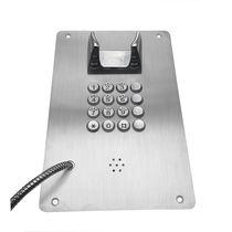 Téléphone à numérotation automatique / analogique / pour mine souterraine / pour applications marines