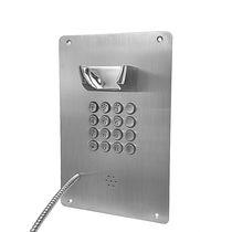 Téléphone analogique / IP65 / pour tunnel / pour banque