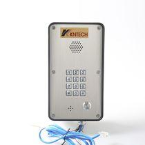 Interphone d'urgence / pour ascenseur / de contrôle d'accès / durci