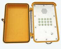 Téléphone SIP / analogique / VoIP / IP66