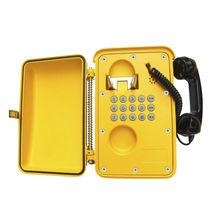 Téléphone analogique / VoIP / IP66 / pour mine souterraine