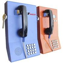 Téléphone standard / à sécurité intrinsèque / antivandalisme / IP65