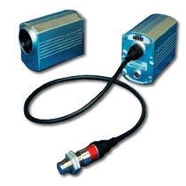 Thermomètre à sonde / sans affichage / fixe / avec fibre optique