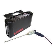 Analyseur de gaz de combustion / de gaz de cheminée / de concentration / portable