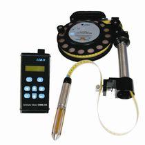 Appareil de mesure électromagnétique / compact / haute fréquence / portable