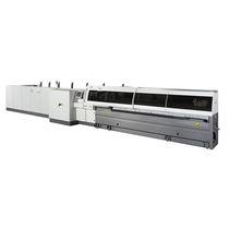 Machine de découpe de métal / laser / de barres / CNC