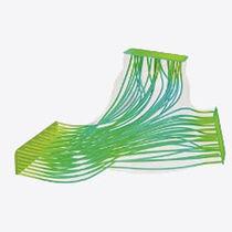 Logiciel CFD / d'optimisation / de conception / d'écoulement des fluides