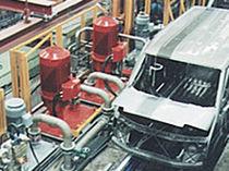 Pompe à boue / électrique / à vortex / centrifuge