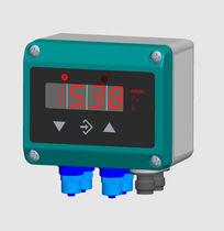 Transmetteur de pression différentielle / à membrane / à sortie numérique / pour liquides et gaz