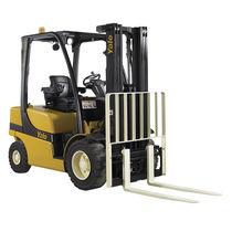 Chariot élévateur diesel / GPL / à conducteur porté assis / pour entrepôts