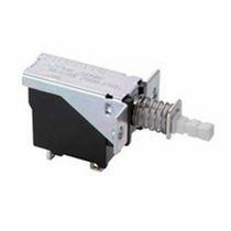 Bouton poussoir unipolaire / standard / électromécanique