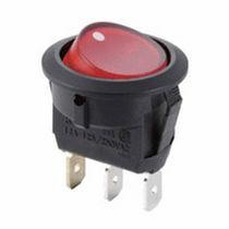 Interrupteur à bascule / unipolaire / électromécanique