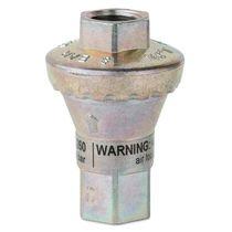 Régulateur de pression pour air comprimé / mono-étagé / à membrane / pneumatique
