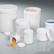 Flacon en polypropylène / avec bouchon / pour préparation d'échantillons / pour laboratoire