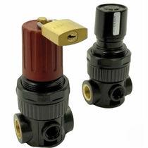 Régulateur de pression pour air / mono-étagé / à membrane