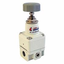 Régulateur de pression pour air comprimé / mono-étagé / à diaphragme / de précision