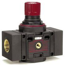 Régulateur de pression pour air / à membrane / mono-étagé