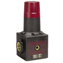 Régulateur de pression pour air / à membrane / mono-étagé / pour grand débit
