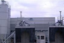 Centrale à béton stationnaire