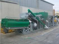 Station de traitement de déchets