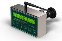 Indicateur de vitesse du vent / à LED / pour montage sur panneau / pour grue