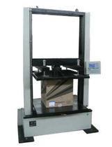 Machine d'essai de force / pression / pour boîte en carton / hydraulique