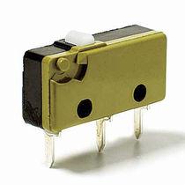 Micro-rupteur pour haute température / électromécanique / à action instantanée / subminiature