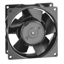 Ventilateur pour l'électronique / axial / d'évacuation / AC