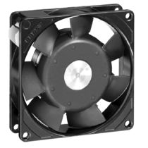Ventilateur axial / d'évacuation / AC / compact