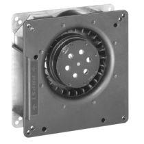 Ventilateur centrifuge / d'évacuation / à aubes droites inclinées vers l'avant / AC